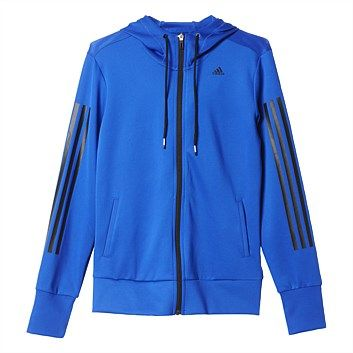 Womens Exercise Clothing - Rebel Sport - adidas Womens Clima Gym Hoody