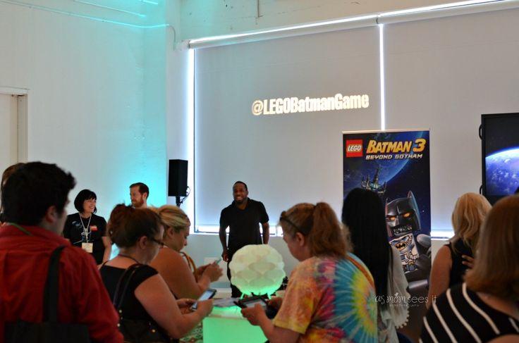 Lego Batman Game demo @JoeyFortman