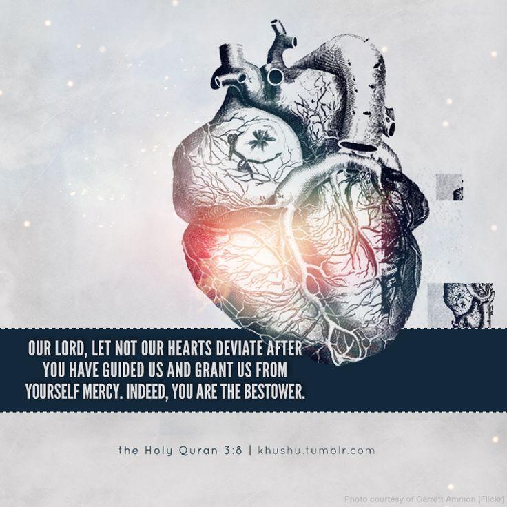 Surah Al-Imran Verse 8