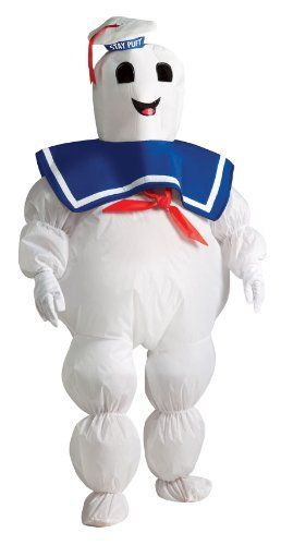 Ghostbusters Childs Inflatable Stay Puft Marshmallow Man Costume * You can find more details by visiting the image link.
