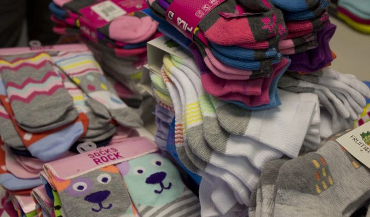 In March. Martha Alvarez launched the Warm Toes Sock Drive to generate donated socks for students.