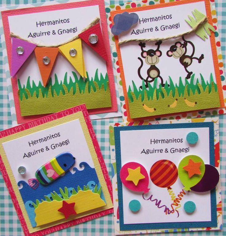 Tarjetas de presentación !!! Facebook Crafts by Iris  @craftsbyiris