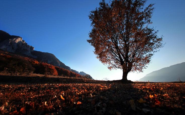 Autumn in Romania