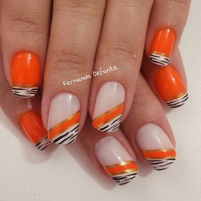 Instagram by fernandadefante #nails #nailart #naildesigns