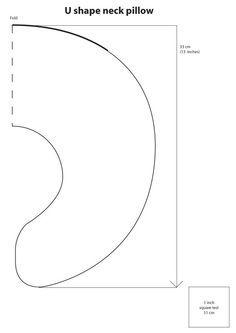 Adult Neck Pillow Pattern | Neck-pillow-pattern_large