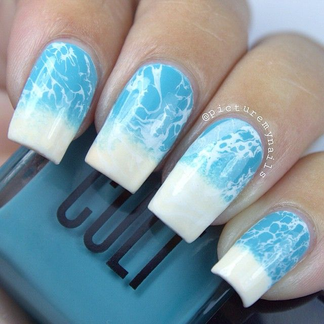You Don T Just Get Polishes From Named After Beaches And Not Do Are Playa Del Rey Bottle Shown Seal Beach I Kind Of