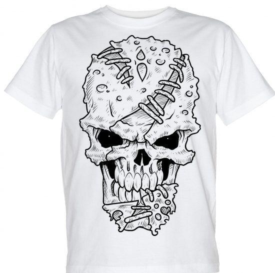 Koszulka z czaszką: Pirat. Skull t-shirt: Pirat