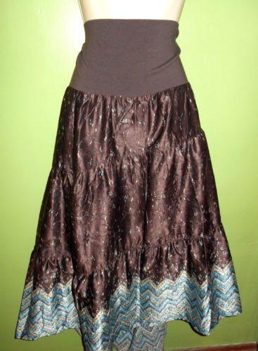 Maternity Peasant Skirt 64