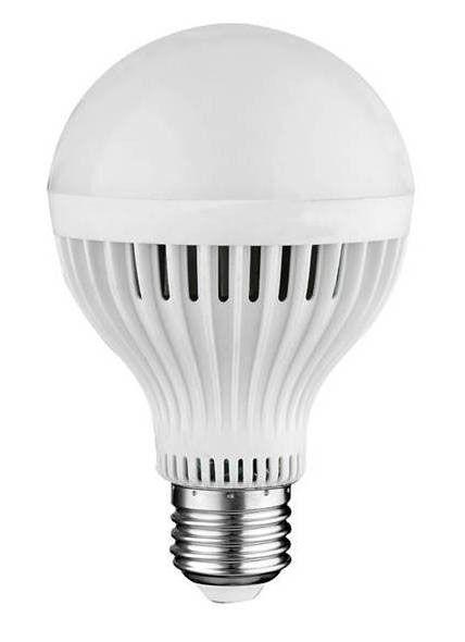 E27 Lampadina Led 9W  - Basic - Alluminio