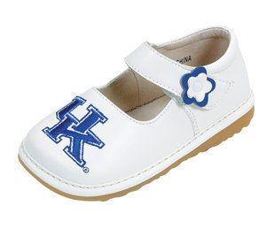University of Kentucky Girls Team Squeaks
