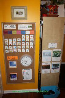 Kalendarz_Pani Tanguera: Nasze domowe przedszkole w czerwcu 2012