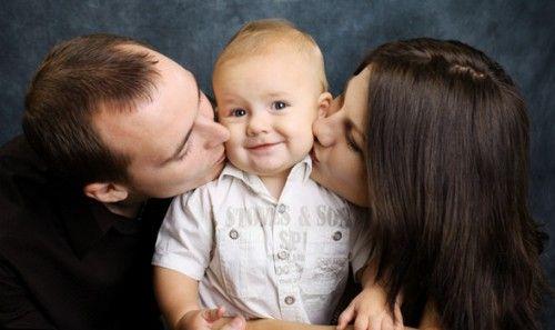 Три фактора развития личности до трехлетнего возраста ребенка