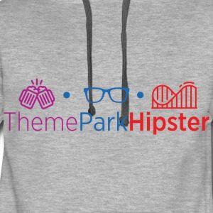 ThemeParkHipster NEW Logo Sweater