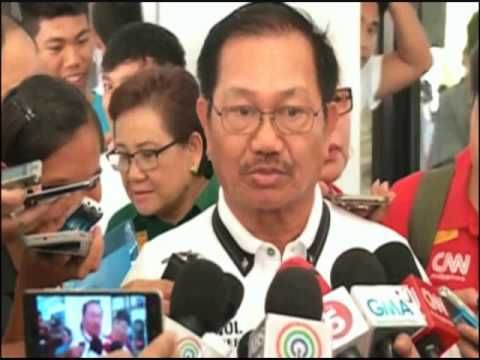 'Don't mess with Duterte,' Agriculture chief warns rice traders - WATCH VIDEO HERE -> http://dutertenewstoday.com/dont-mess-with-duterte-agriculture-chief-warns-rice-traders/   NO BLACKMAIL: Agriculture Secretary Emmanuel Piñol warned Tuesday President Rodrigo Duterte will thwart rice traders who attempt to manipulate the price of the country's staple through hoarding and smuggling. Subscribe to the ABS-CBN News channel! –  Visit our website...