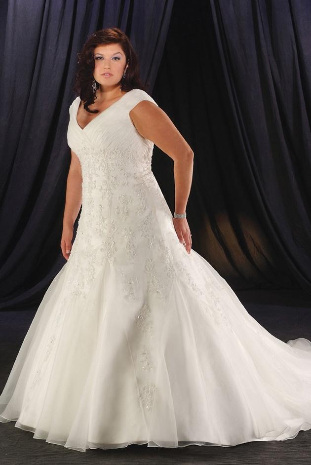 Plus Size Used Wedding Dresses
