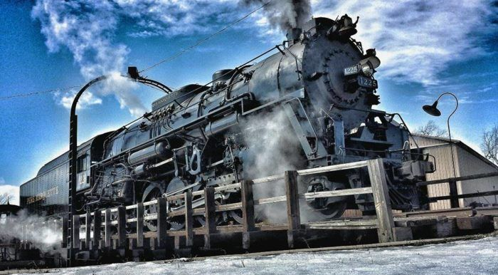 The Magical Polar Express Train Ride In Michigan Everyone Should Experience At Least Once