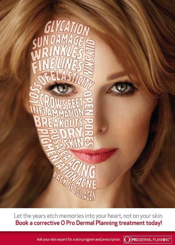 Serious skin solutions  Pro Dermal Planning professional treatments only
