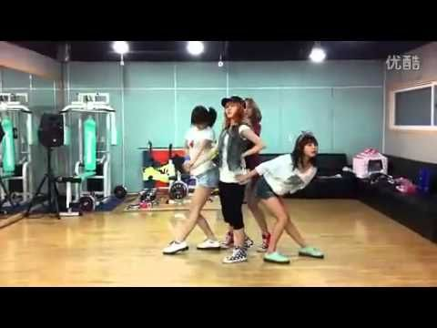 miss A suzy recently uploaded a video of miss A practicing their[goodbye baby] dance on her me2day account. this video is not directly taken frm her account, but its her video.   cr: suzy's me2day and youku  Suzy's me2day:http://www.me2day.net/suzybymissa