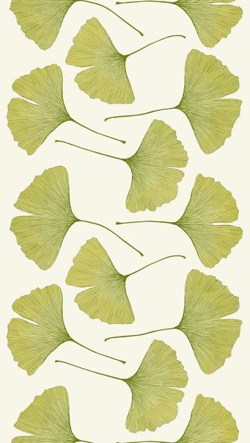 Marimekko...did my Textiles final on Marimekko.  I miss that class do much