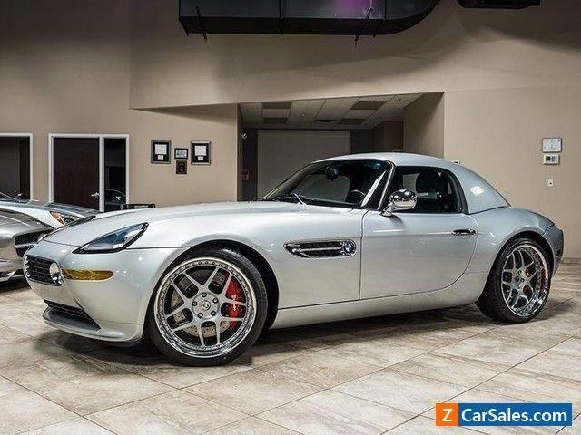 2002 BMW Z8 Base Convertible 2-Door #bmw #z8 #forsale #unitedstates