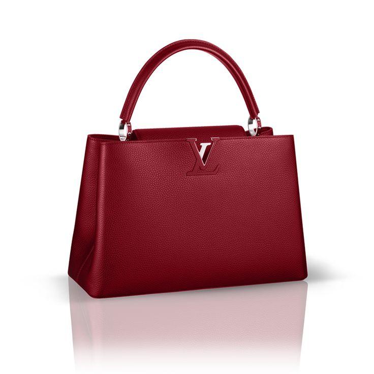 Capucines GM via Louis Vuitton