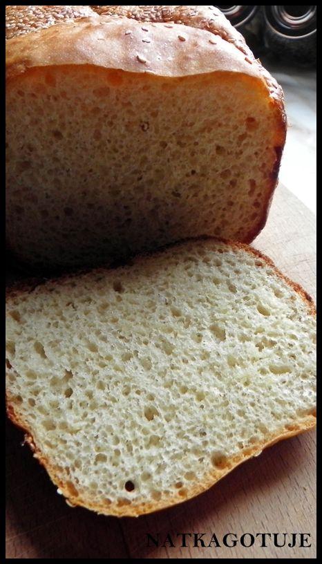 Chleb tostowy z automatu | Natka gotuje