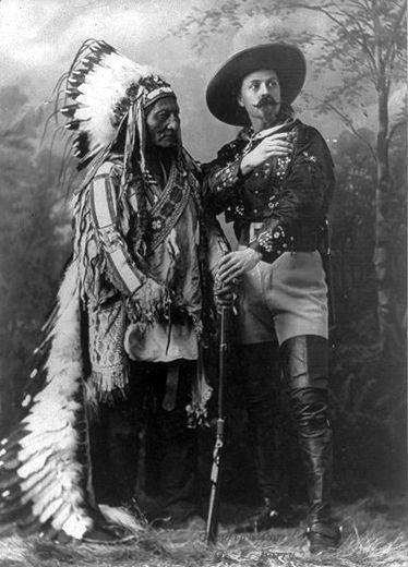 American Old West Cowboys   Buffalo Bills