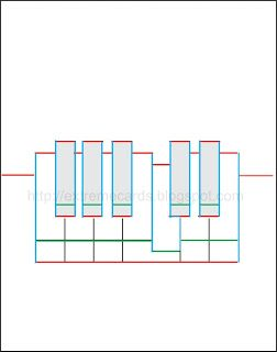 el piano pop-up de tarjetas