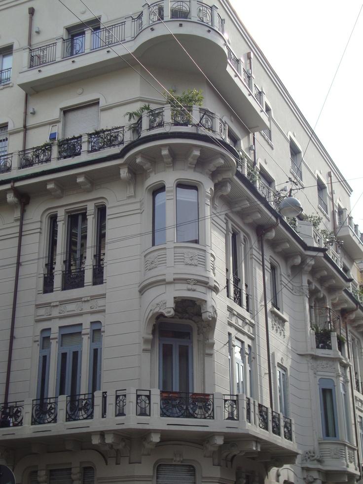 Casa Tensi Via Vivaio, 4, Milano