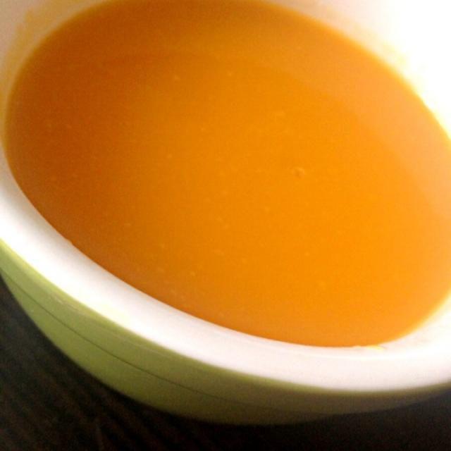 滑らかで綺麗な色^_^ - 2件のもぐもぐ - バターナッツのカボチャスープ by greenleaf