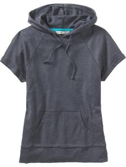 Active wear- hoodie from Old Nav  For when you just feel like wearing a hoodie with no sleeves on it...   :/
