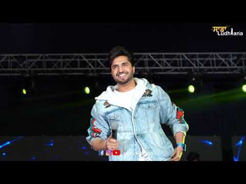 Jassi Gill Live Performance Nikle Current Live Saada Ludhiana Youtube In 2020 Stylish Dresses For Girls Jassi Gill Ludhiana