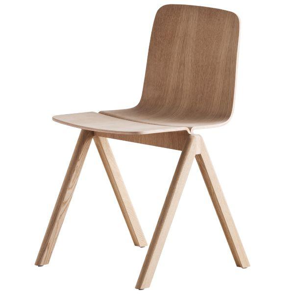 Copenhague chair by Hay. Design by Ronan  Erwan Bouroullec.