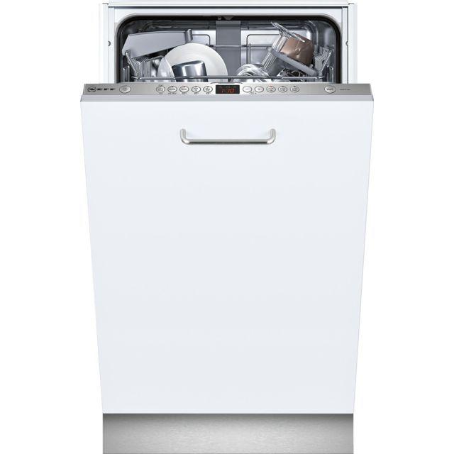 Neff Lave Vaisselle 45cm 9c 44db A Tout Integrable S58t53x0eu Lave Vaisselle Lave Vaisselle Lave Vaisselle Encastrable Et Mini Lave Vaisselle Encastrab