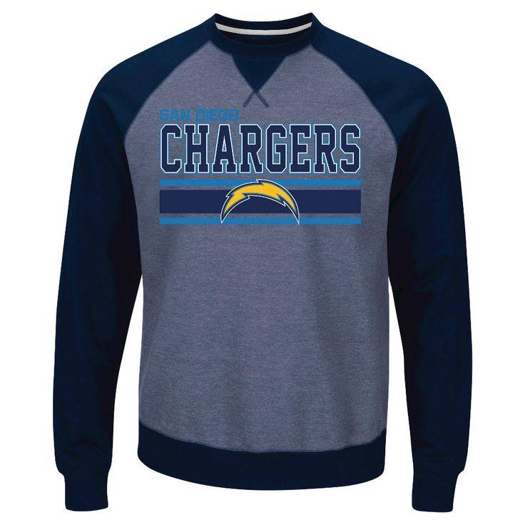 San Diego Chargers Men's Activewear Sweatshirt