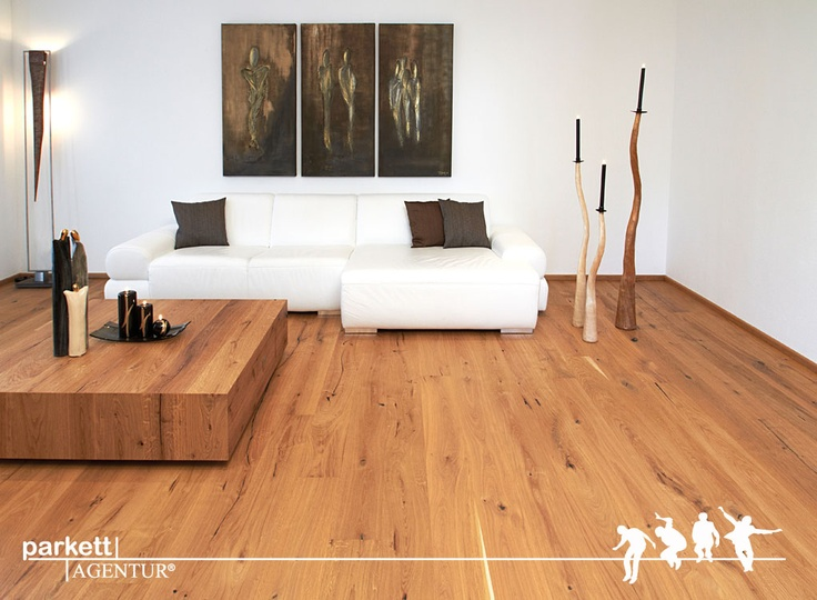 kerneiche landhausdiele parkett echtholz wood - Helle Hickory Holzbden