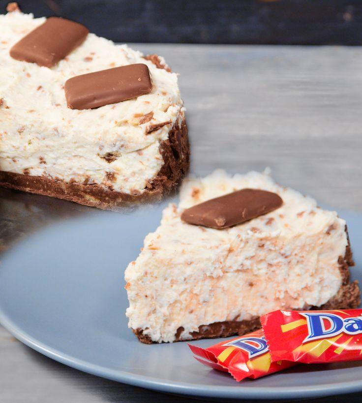 Daim-Kuchen ohne Backen von Hannah Kocht Einfach