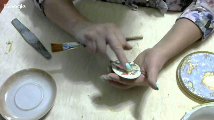 Фирдаус Батдалова. Шкатулка из камня