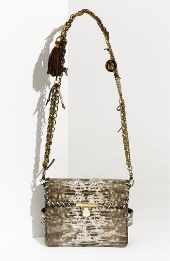 Lanvin 'Gypsie' Calfskin Shoulder Bag