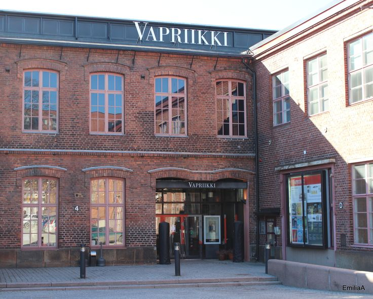 Vapriikki is a big museum in an old textile factory complex in Tampere and there are several exhibitons at the same time. Worth a visit.