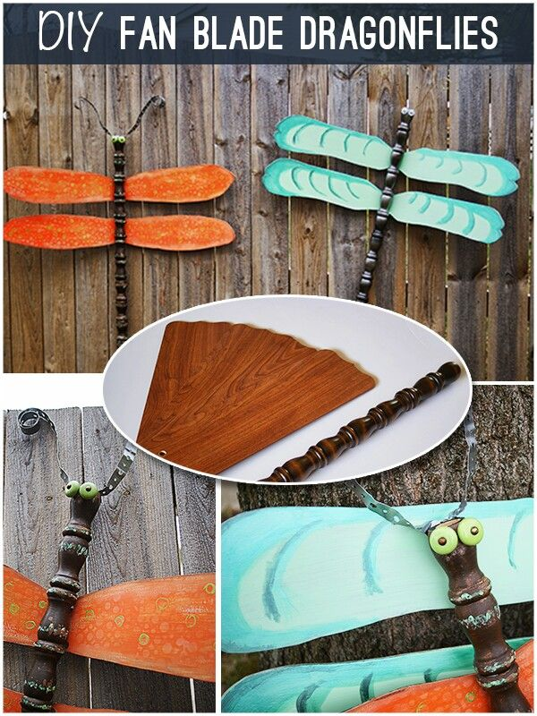 Best 25 fan blade dragonfly ideas on pinterest fly dana wooden ceiling fan blade dragonflys mozeypictures Choice Image