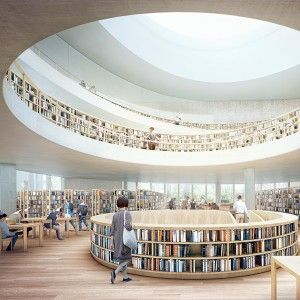 Herzog+&+de+Meuron+releases+new+images+of+National+Library+of+Israel
