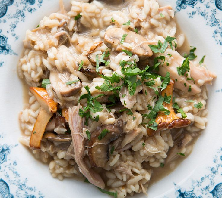 how to make risotto easy