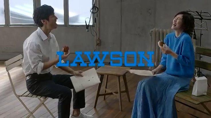 ストロベリーナイト Pinterest: LAWSON ゲンコツメンチCM 西島秀俊 竹内結子