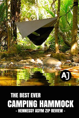 Our Hennessy Asym Zip Hammock Review. Find out why we think this is the best camping hammock in the market.