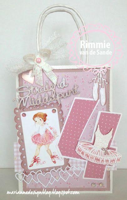 Marianne Design Blog: In de 'Spotlight': de Ballerina's