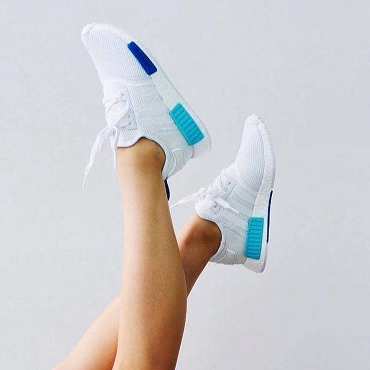 Trendy Sneakers 2017/ 2018 : Sneakers femme - Adidas NMD ...
