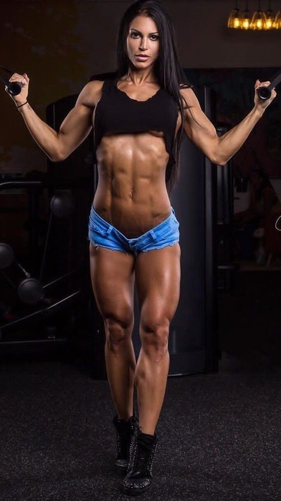 006c8fd1efdf4 Pin by Frank Sanchez on Muscle Fitness, No Pain No Gain! | Fitness, Anita  herbert, Ripped girls