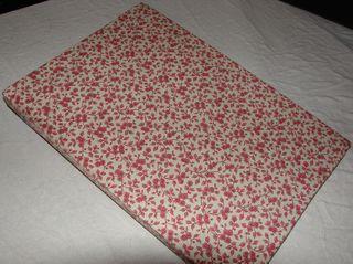 Tutoriel : Comment faire pour recouvrir un livre avec du tissu