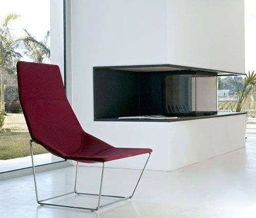 Poltrona Ace - design Jean-Marie Massaud - Viccarbe